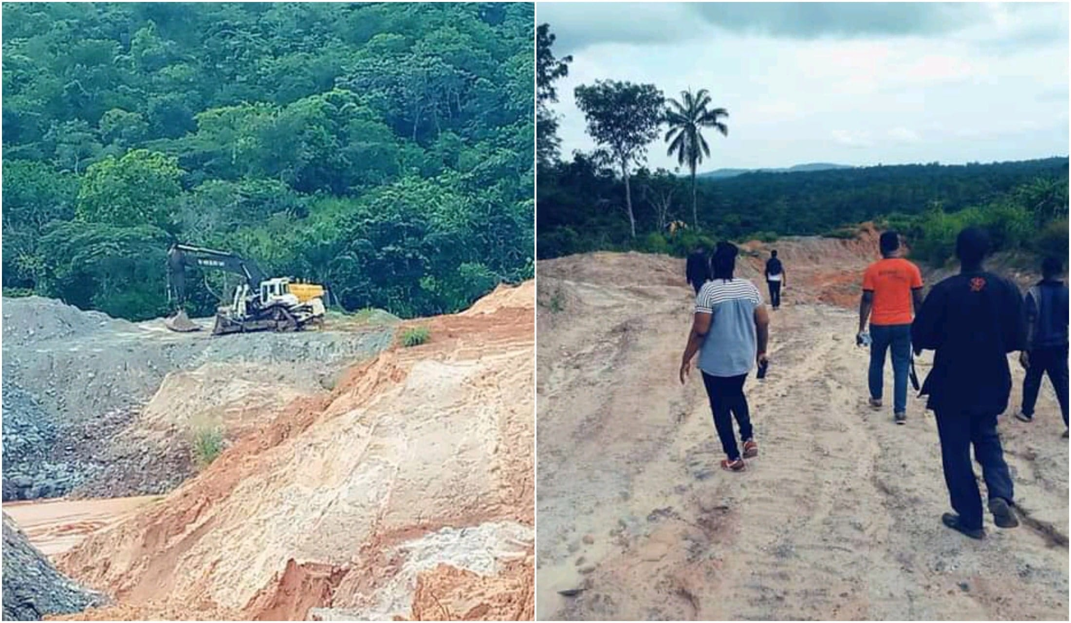 Miners abandon site in Benue