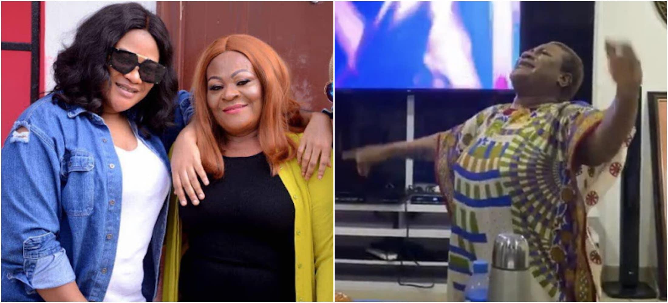 Nkechi Blessing loses mum