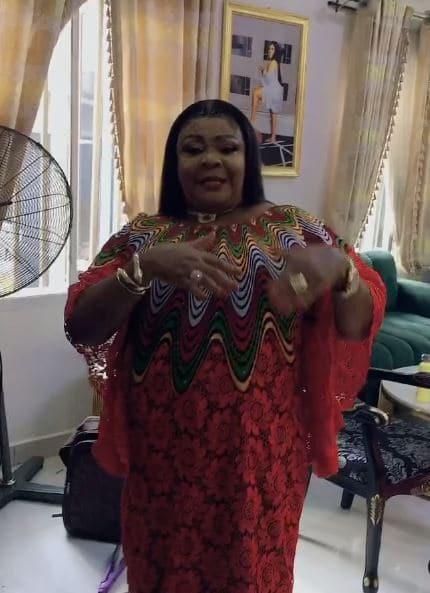 Nkechi Mother