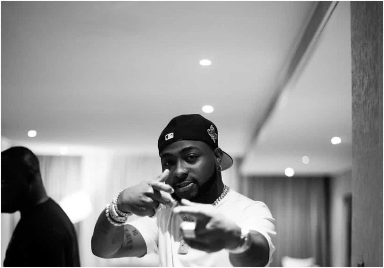 Fans blast Davido for saying he is too sexy for this world - KFN