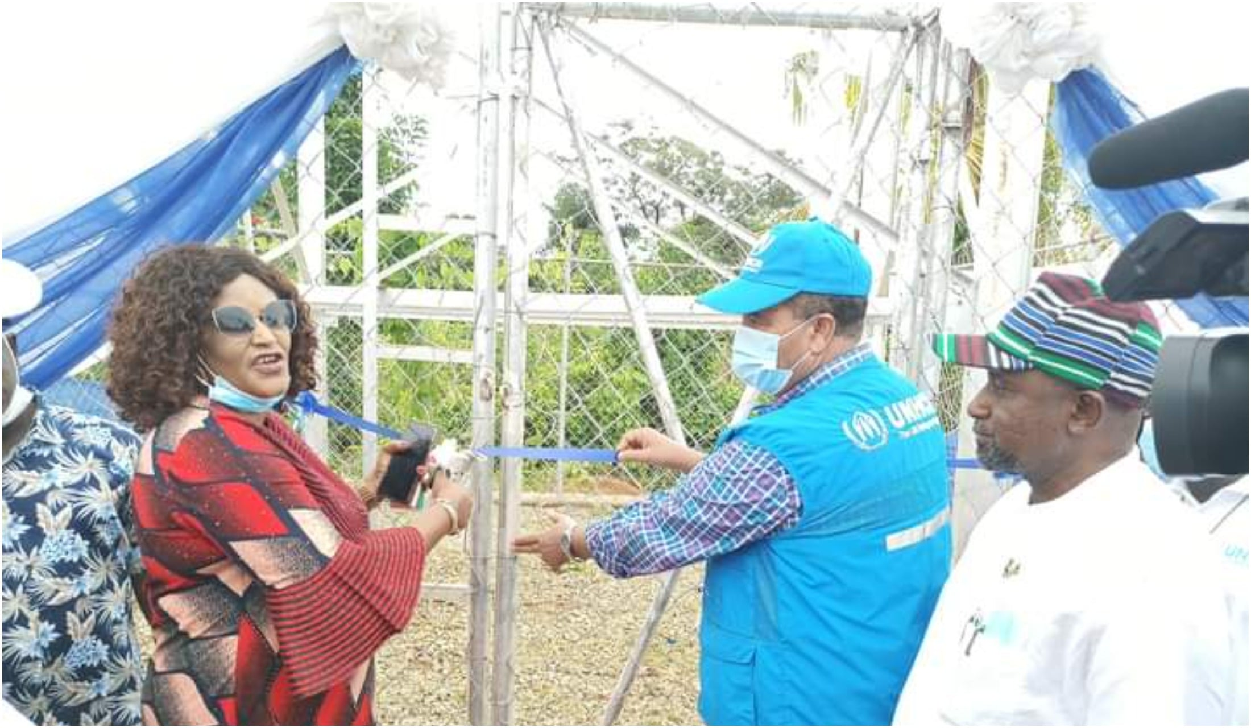 Ortom tells Buhari Govt