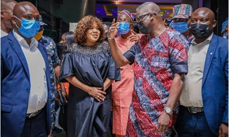 Osun State deputy Governor honours Toyin Abraham