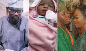 Pauma's daughter welcomes first child