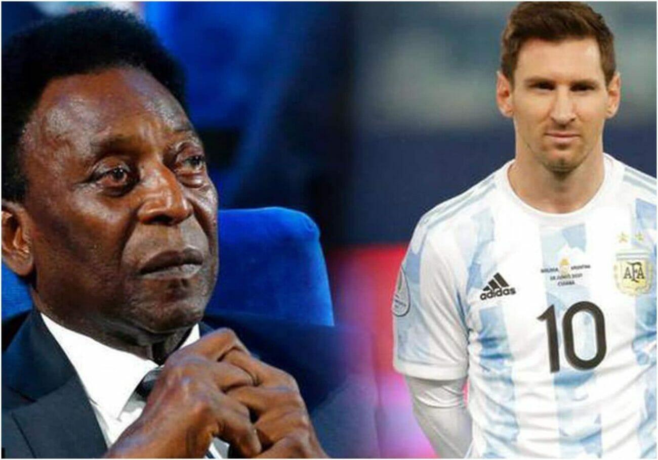 Pele-Messi