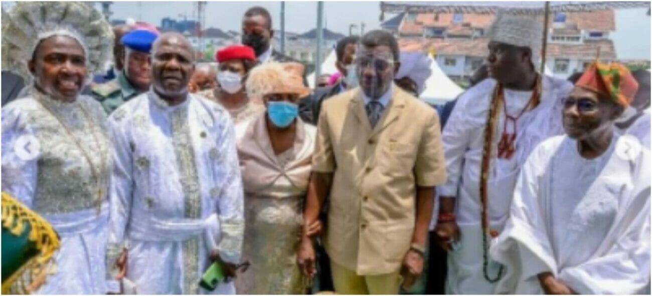 Rev Esther Ajayi invites Pastor Adeboye