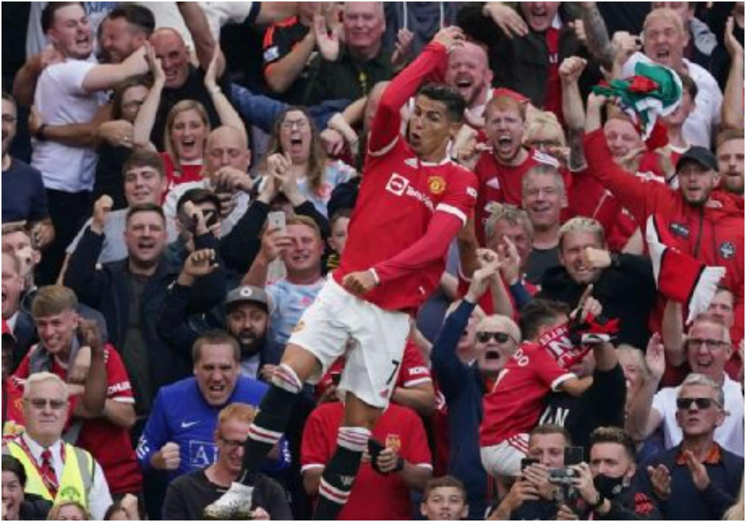 Ronaldo vs Newcastle