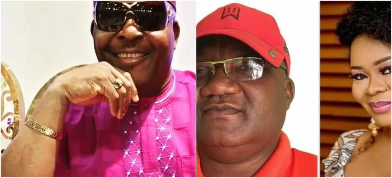 Shina Peters mourns dudu heritage, Bimbo oshin husband