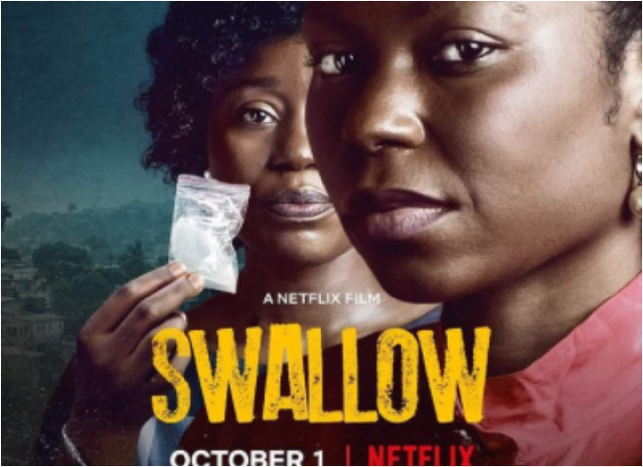 Swallow movie poster