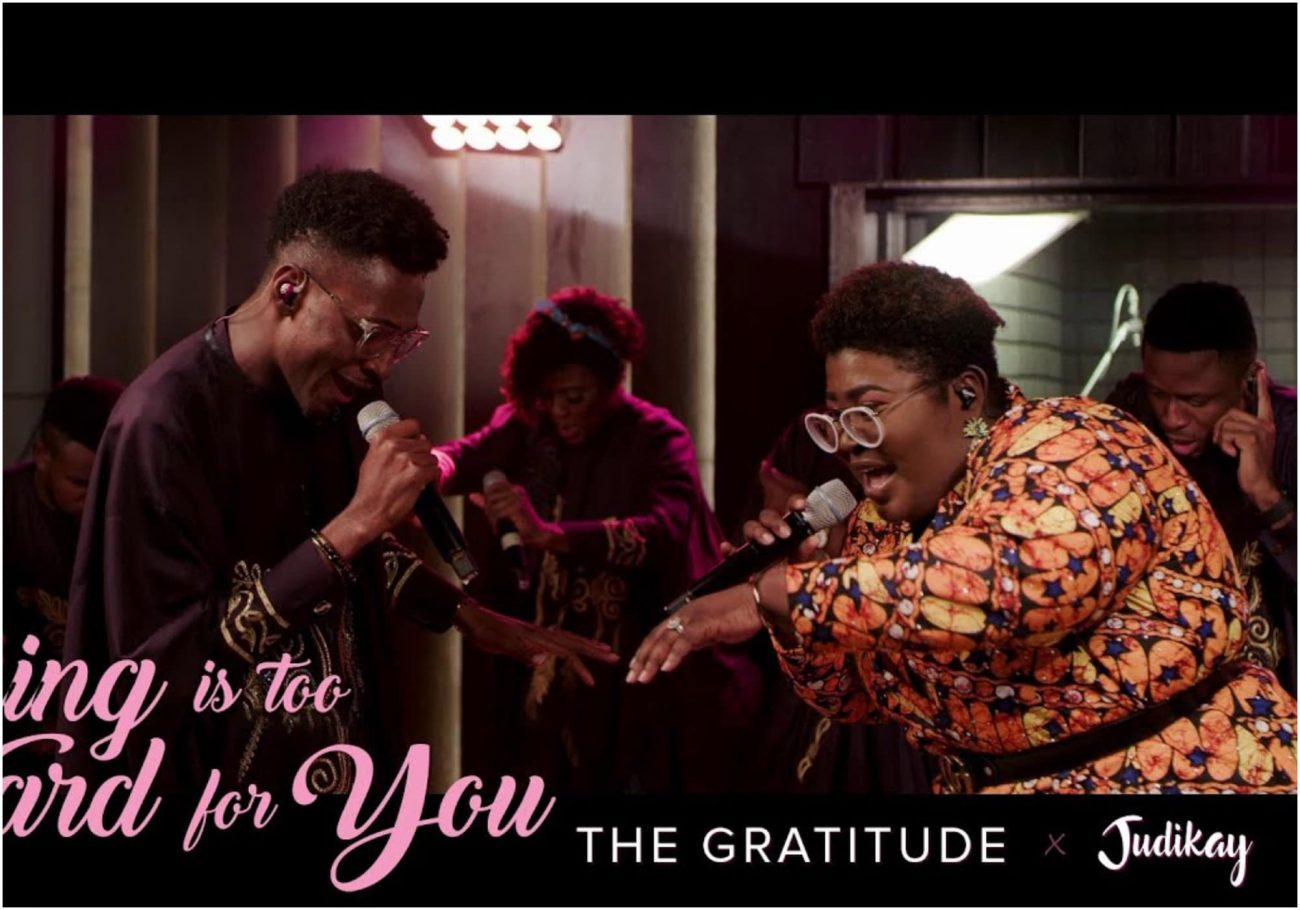 Music Video The Gratitude & Judikay – Nothing is Too Hard for You