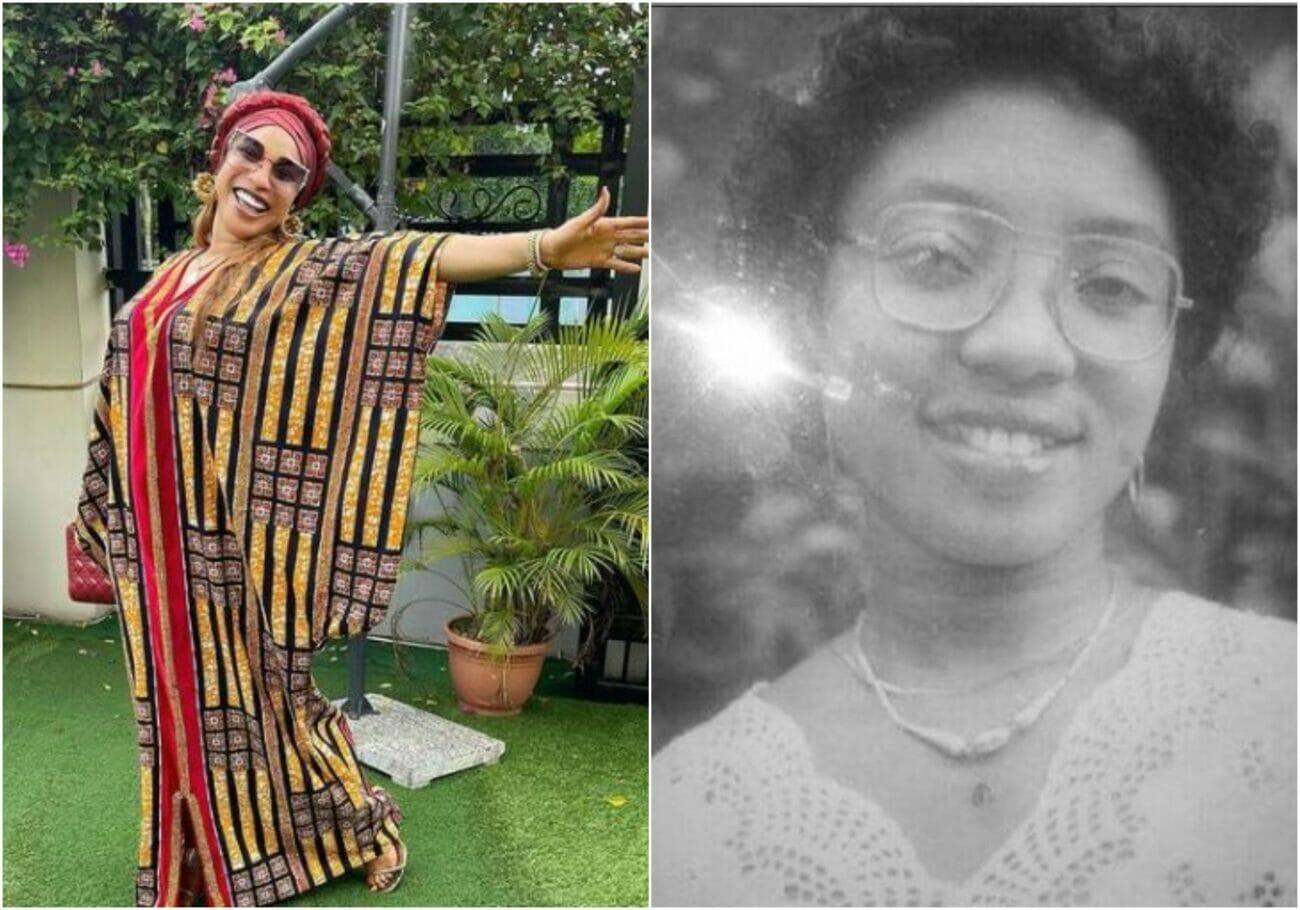 Tonto Dikeh celebrates mother's death