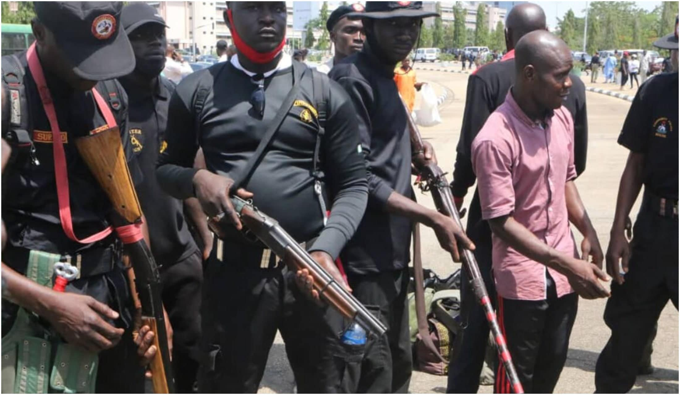Vigilantes raid criminal hideout in Benue
