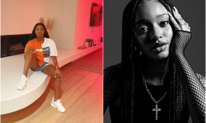 Simi blows hot as she drags those who compare her with Ayra