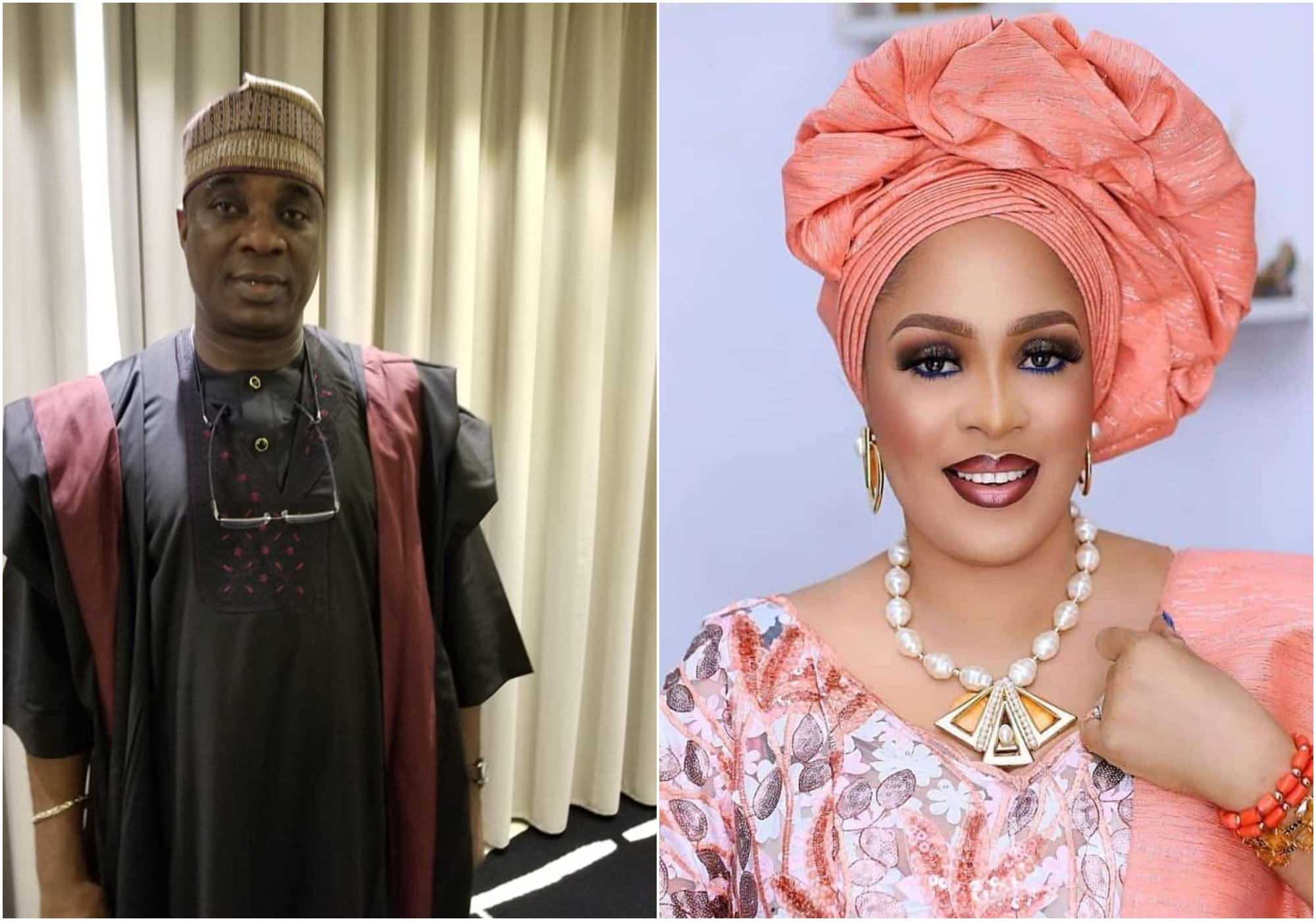 Reactions as K1 De Ultimate post photos of his alleged new wife