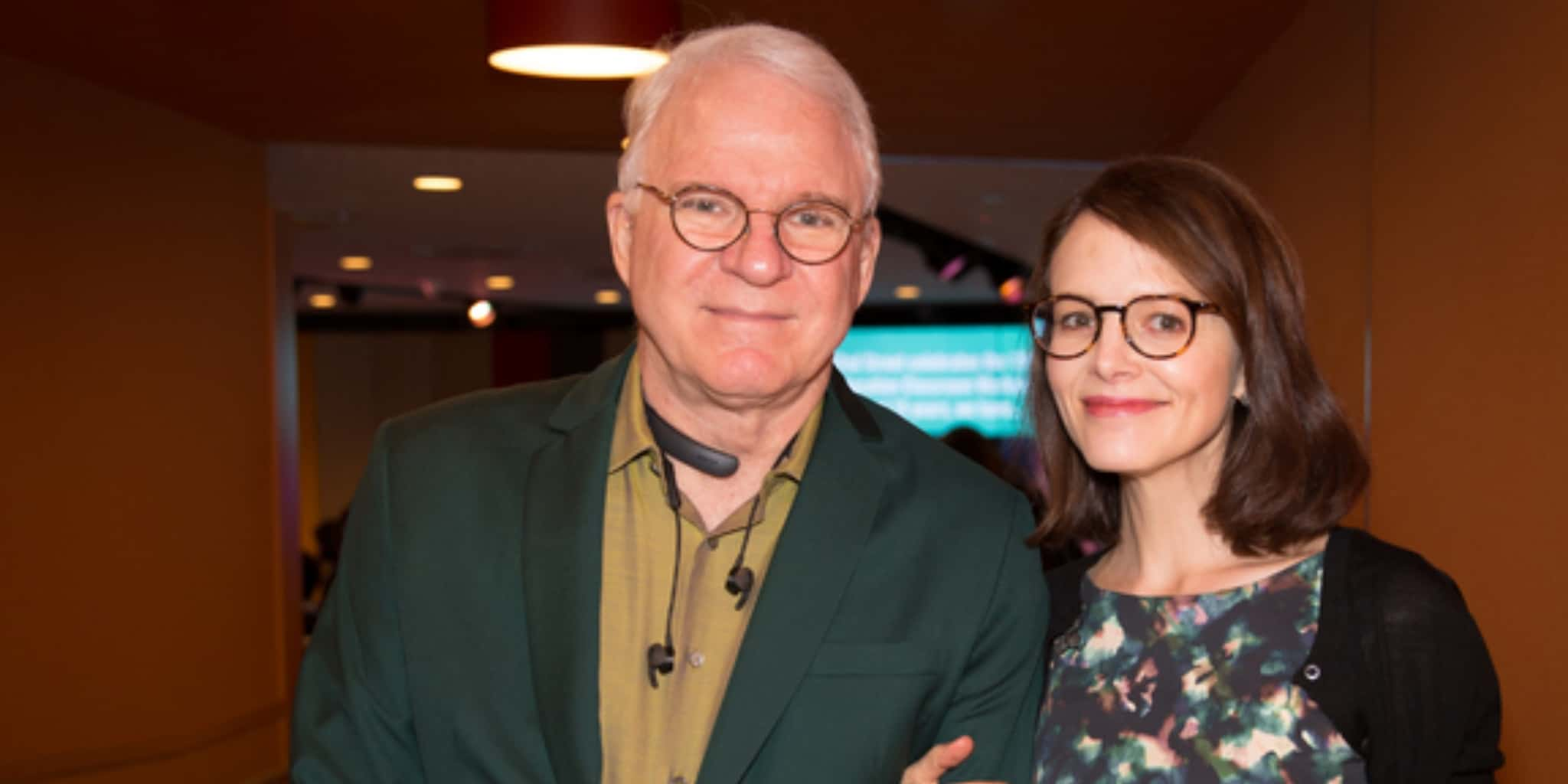 Anne Stringfield biography, age, all you need to know about Steve Martin's younger wife