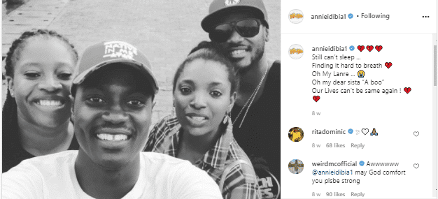 How Sound Sultan death played huge role in 2face and Annie Idibia marital crisis