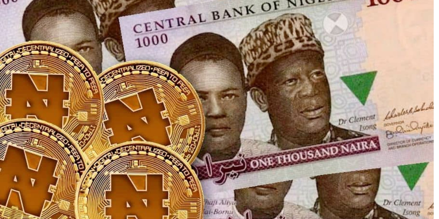 E-Naira CBN Nigeria's digital currency