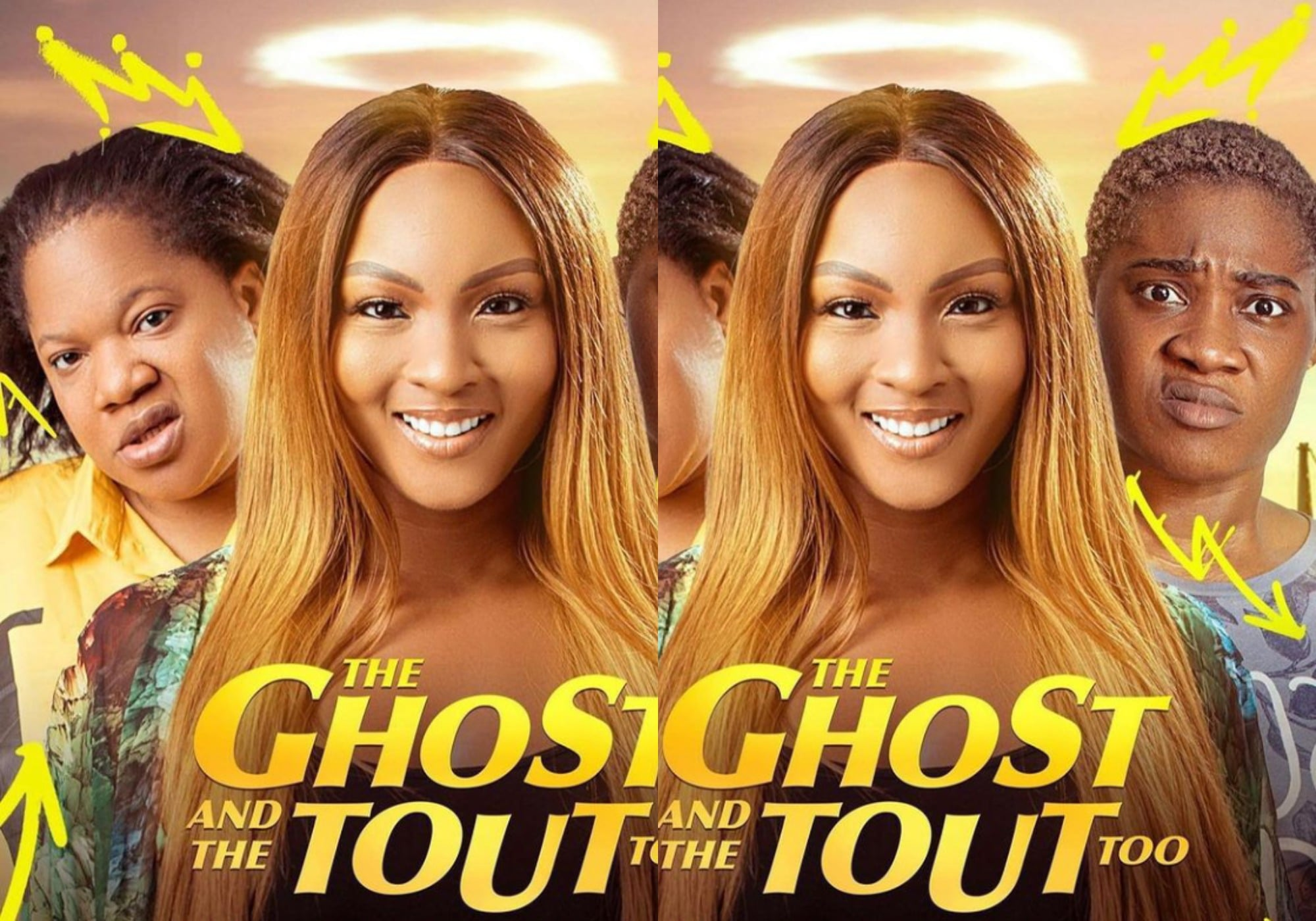 ghost and tout too