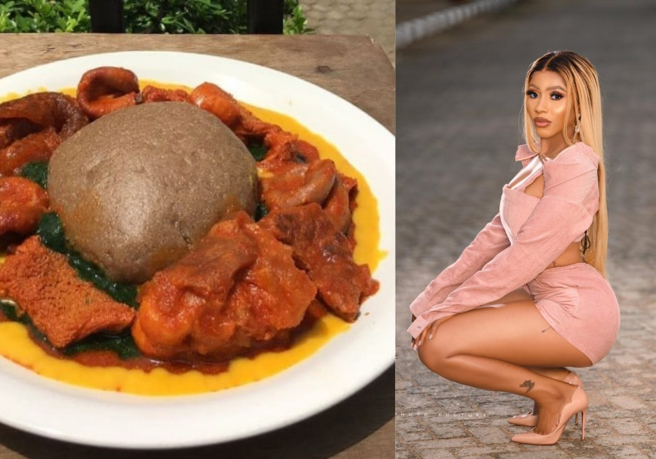 mercy eke eats amala