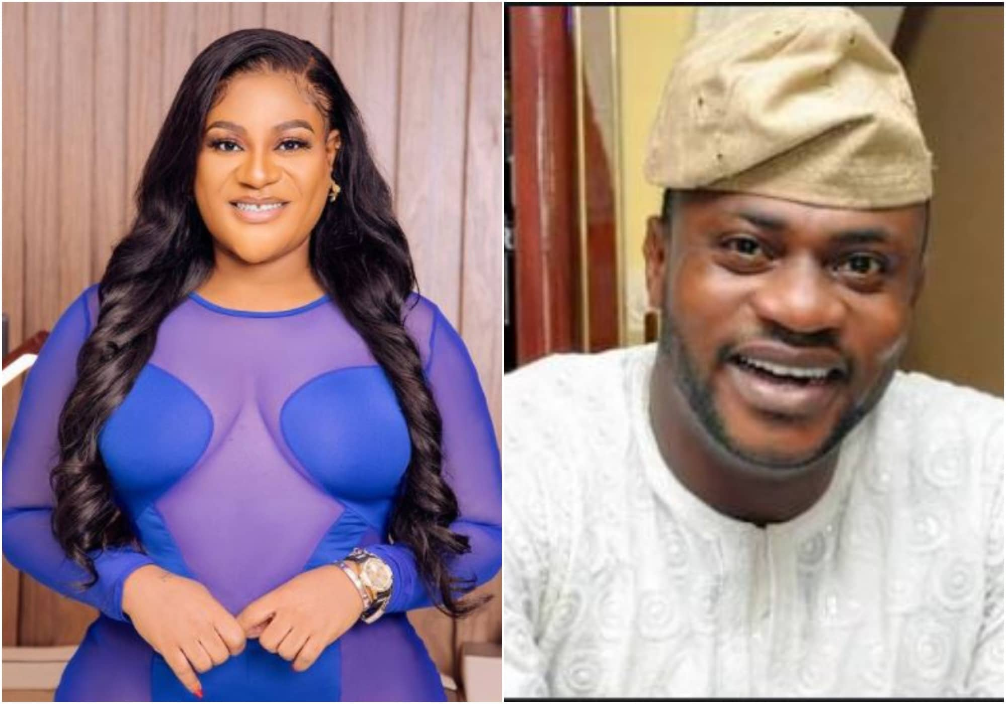 nkechi blessing and odunlade