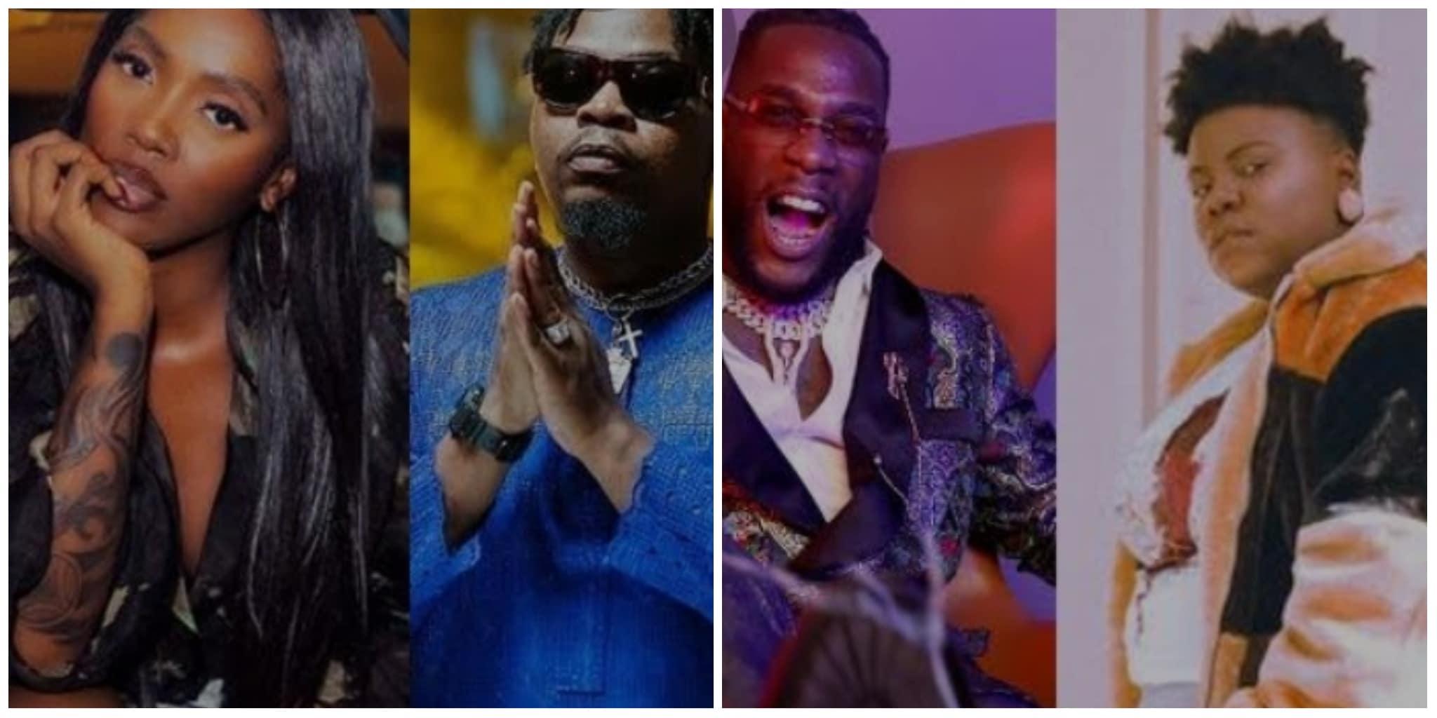 The 20 Best Nigerian songs so far in 2021
