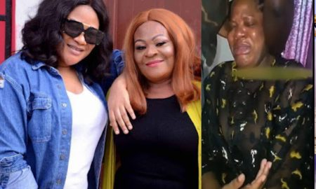toyin abraham consoles nkechi blessing as she loses mum