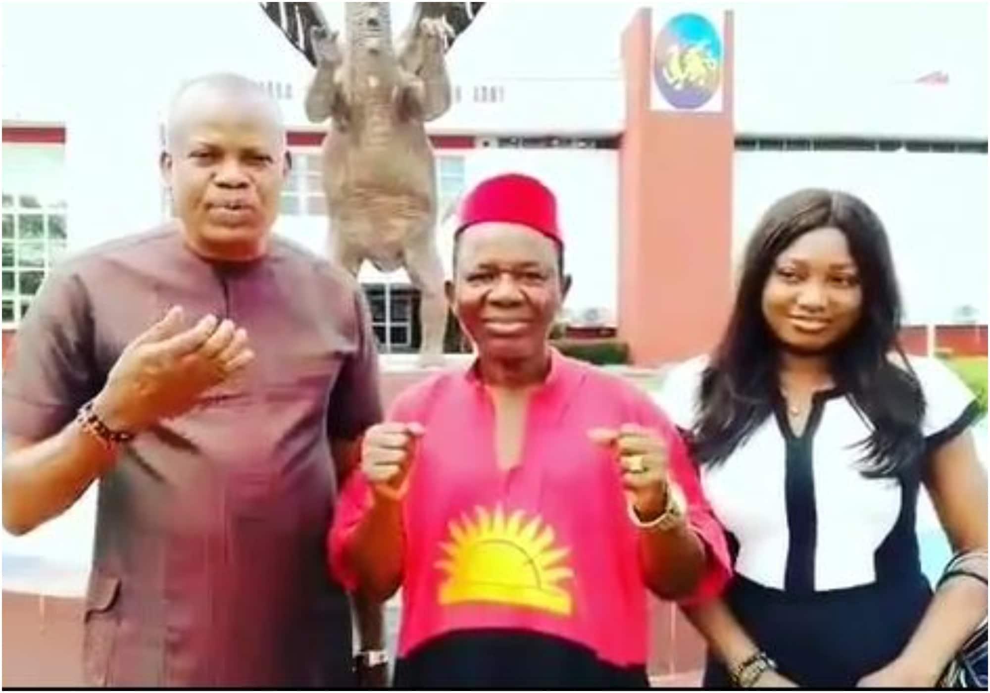 Chiwetalu Agu regains freedom