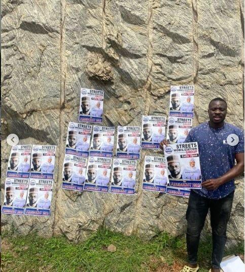 Falz presidential posters
