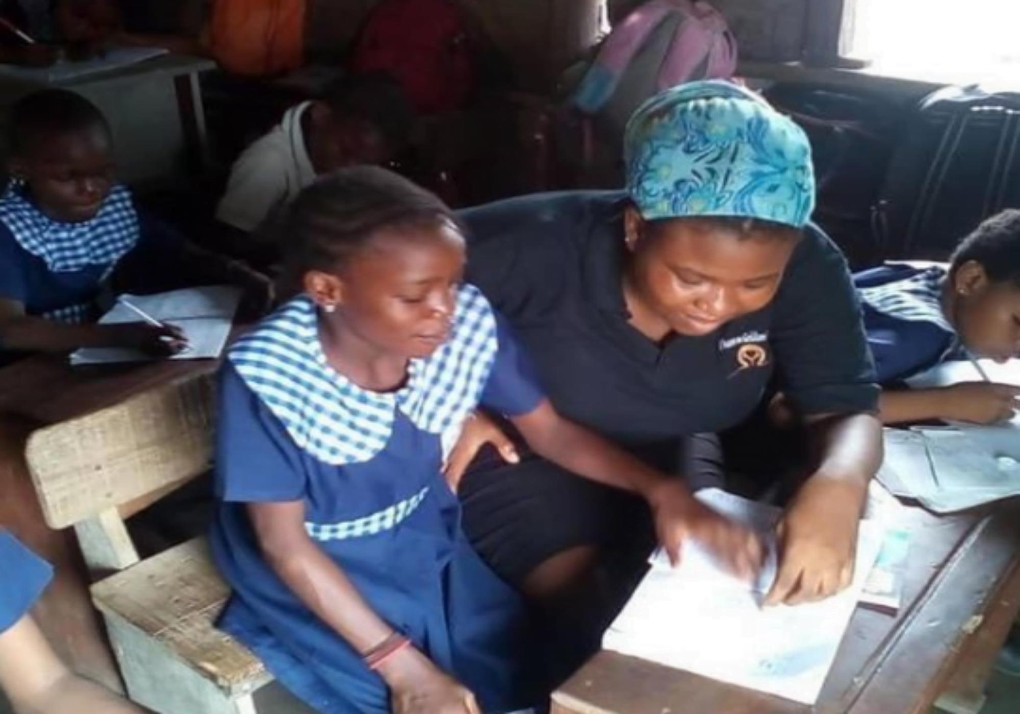 Grace Amuzie story