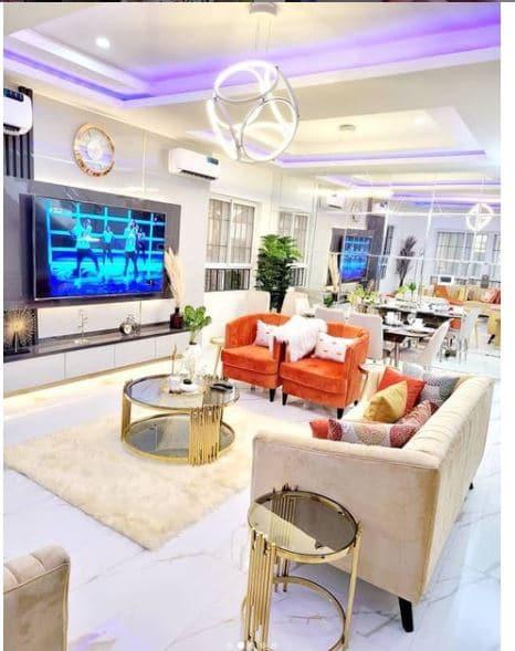 Mercy Eke house
