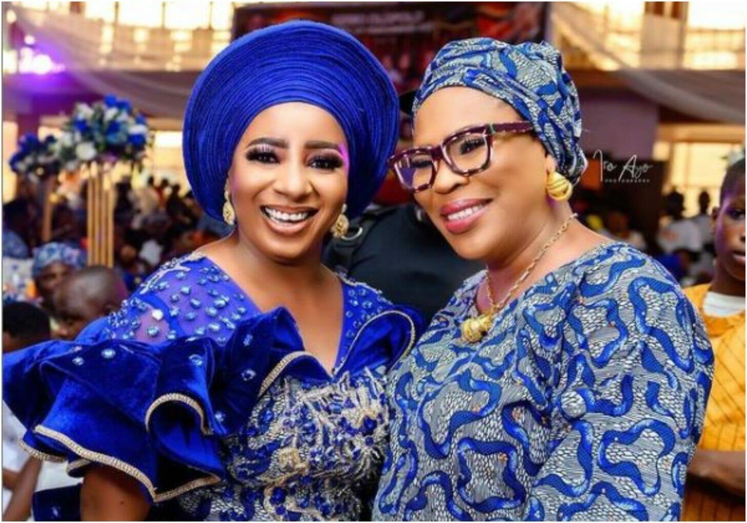 Mide Martins and Faithia Balogun