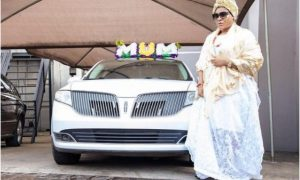 Nkechi Blessing marks one month of losing her mother