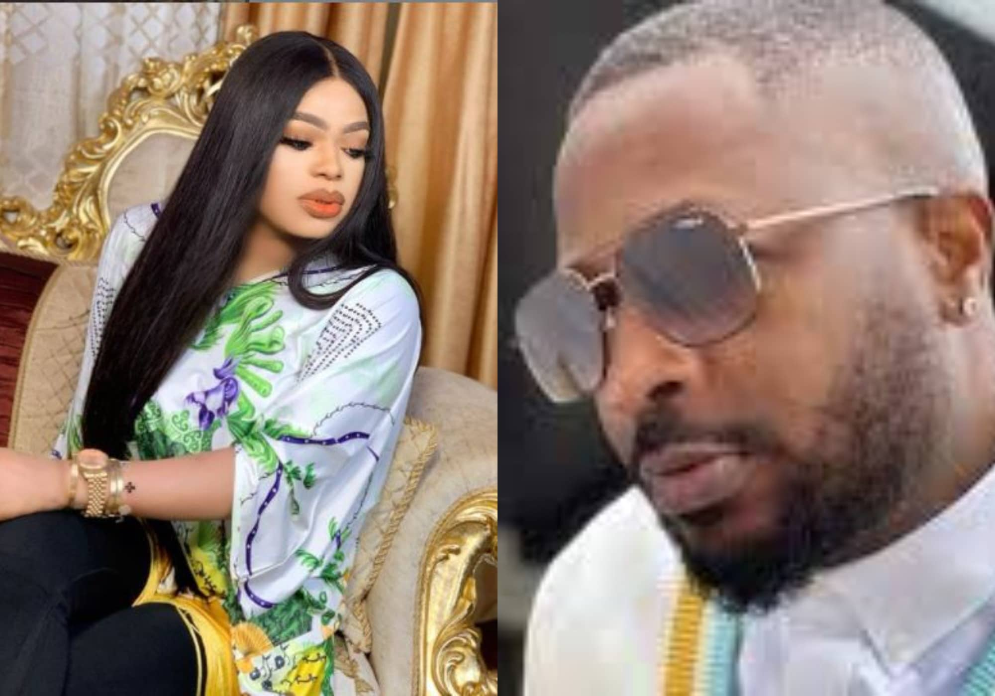 bobrisky drags controversial blogger over Tunde ednut dirty secrets