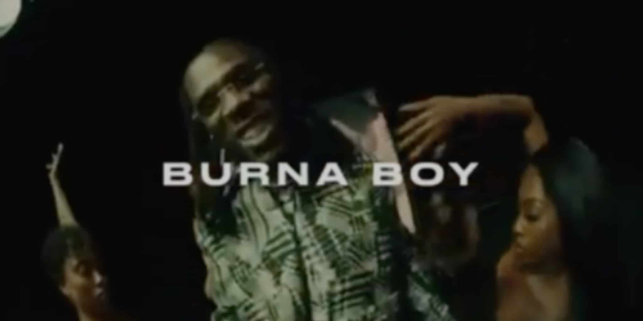 Music video: Burna Boy ft Polo G – Want It All