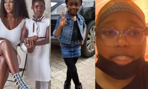 lady tenders apology to Mercy Johnson