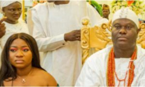 ooni of ife and daughter